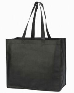 Shugon Lyon Non-Woven Shopper Tote Bag Long Handle Hand or Shoulder (SH4120)