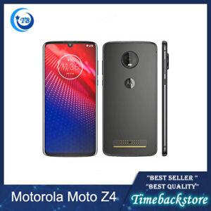 """Motorola Moto Z4 XT1980-4  4GB+128GB 48MP6.4""""Refurbished-original Unlocked Phone"""