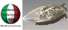 FARO FANALE PROIETTORE ANTERIORE SX P/CROMATA F/GIALLA FIAT BRAVO 2007> MARELLI