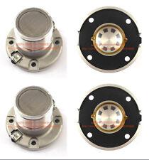 4PCS Replacement Diaphragm Fit For JBL 2414H,2414H-1, 2414H-C EON-515, PRX, AC26