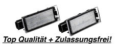 2x TOP LED Kennzeichenbeleuchtung Renault Laguna Coupe DT0/1 2.0 dCi GT / N06