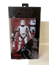 Hasbro Star Wars The Black Series 6 inche First Order Flametrooper Action Figure