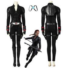 Avengers Endgame Natasha Romanoff Black Widow Cosplay Costume Version 1