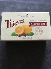 YOUNG LIVING Bar Soap - Thieves Bar Cleansing Soap 3.5  oz NIB Fresh Stock