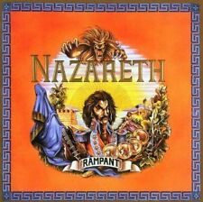 NAZARETH - RAMPANT  CD HARD ROCK-METAL-PUNK-GROUNGE