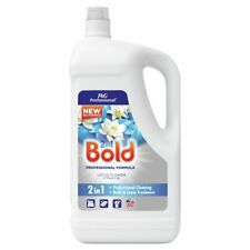 Bold 2 in 1 Professional Laundry Liquid Detergent Lenor Freshness 100 Washes 5L
