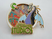 Rare MGM Hollywood Studios Cast Member Exclusive Maleficent Pin Disney World