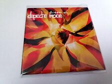 """DEPECHE MODE """"DREAM ON"""" CD SINGLE 3 TRACKS"""