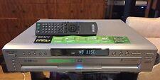 SONY 5 DISC CD/DVD PLAYER CHANGER DVP-NC665P MP3 Playback Precision Drive