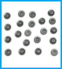 """21 Gears - 17 Tooth  X  5mm bore  X  1.1"""" dia.  X   0.41"""" Wide - Plastic"""