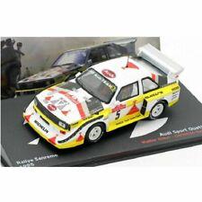 Audi Quattro Sport E2 1985 Rohrl Rallye San Remo 1:43 Altaya Diecast coche **