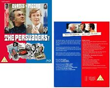 THE PERSUADERS! (1971-1972) COMPLETE British Classic TV Series - NEW RgB BLU-RAY