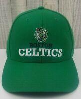 Vintage Boston Celtics 90'S TWINS ENTERPRISE Official NBA Snapback Hat Cap NWOT