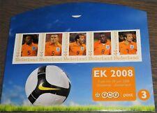 NVPH - 2562-E3- 2008 - persoonlijke postfris - EK Voetbal - in mapje