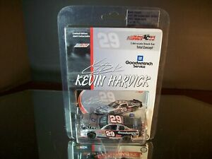 Kevin Harvick #29 GM Goodwrench 2002 Chevrolet Monte Caro 1:64 Action