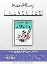 Walt Disney Treasures: The Complete Goofy (DVD, 2002, 2-Disc Set, Collectable Ti