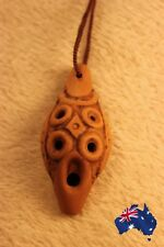 From ancient voices China Ningxia handmade Ocarina  NEW