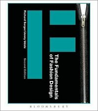 The Fundamentals of Fashion Design by Jenny Udale and Richard Sorger (2012,...
