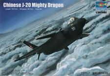 Trumpeter 1/144 Chinese j-20 Mighty Dragon # 03923