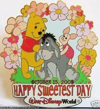 Disney Sweetest Day Winnie the Pooh Bear & Friends Artist Proof AP Pin