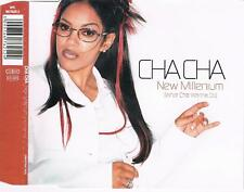 Musik Maxi CD Cha Cha - New Millenium (What cha Wanna do)