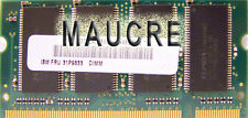 RAM 512MB PC2700 CL2.5 DDR 333MHz SODIMM 200 pin