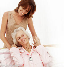 911+ Alert Pendant w/ Medical Alert System No Monthly Fees, Ever !