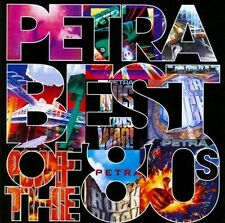 Petra-Best Of The 80's CD Classic Christian Rock  (Brand New Factory Sealed)