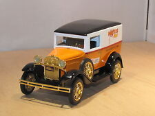 HOOTERS 500 - 1931 FORD MODEL A DELIVERY VAN BANK - 1/25 - LIBERTY RACING CHAMPI