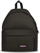 Eastpak Padded Pak'r Bush Khaki Unisex Canvas Khaki Backpacks Size UK 3 - 12
