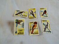 BIRD STAMPS  #101