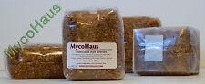 12 lbs ( 6 pack ) sterilized rye grain berries substrate mushroom spawn grow bag