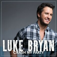 Luke Bryan - Crash My Party [New CD]