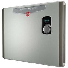 Rheem Tankless Electric Water Heater 7.03 GPM 36 KW Self-Modulating