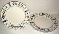 """(4) Nikko Provincial AVONDALE 10 1/4"""" Dinner Plates"""
