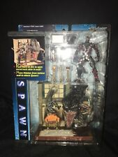 SPAWN McFarlane's Movie Playsets Series 1 The Final Battle 1997