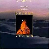 Desert Vision - Audio CD By Lanz - VERY GOOD
