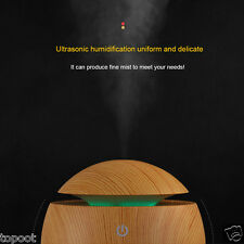LED Ultrasonic Essential Oil Aroma Diffuser Humidifier Air Aromatherapy Purifier