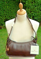 Hidesign Farhana brown leather bag   NWT   (C24)