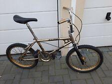 vintage old RALEIGH SUPER BURNER  20 INCH BMX BIKE