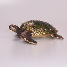 Turtle Decorative Trinket Box