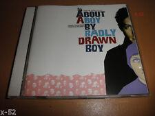 ABOUT A BOY soundtrack by BADLY DRAWN BOY cd Tom Rothrock