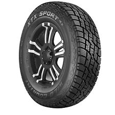 265/60R18 110T Wild Country XTX Sport 4S Tires OWL