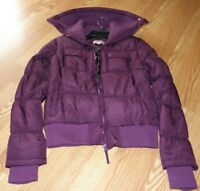 ARIZONA COAT WOMEN'S ZIPPER FRONT WITH SNAP UP COLLAR,   SIZE SMALL