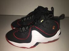 """Brand New- Nike Air Penny 2 """"Miami Heat"""" GS (Size 7Y)"""