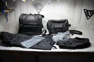 luggage T bags Harley FXR FXRD FXRT Dyna Softail FL XL FXRP Sportster EPS22440