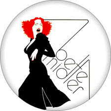 31108 Bette Midler The Divine Miss M Music 70s Gift Fridge Refrigerator Magnet
