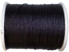filo nero 45m per legature anelli canna da pesca canne tp