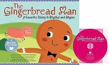 Gingerbread Man: A Favorite Story in Rhythm and Rhyme [With CD (Audio)] (Mixed M
