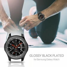 Compatible Samsung Galaxy Watch 46mm TPU Slim Plated Case Shock-Proof Cover
